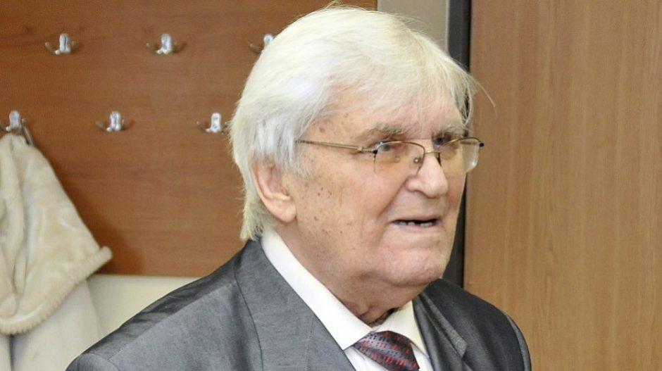 Mirė edukologas dr. B. Bitinas