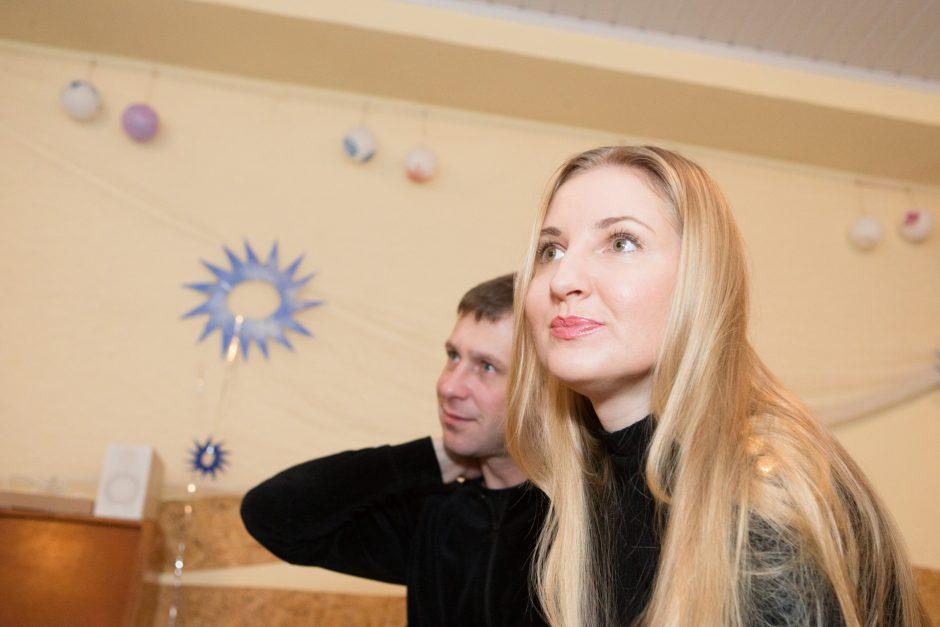 E. Dragūnas pagaliau tuoksis su E. Sebrova
