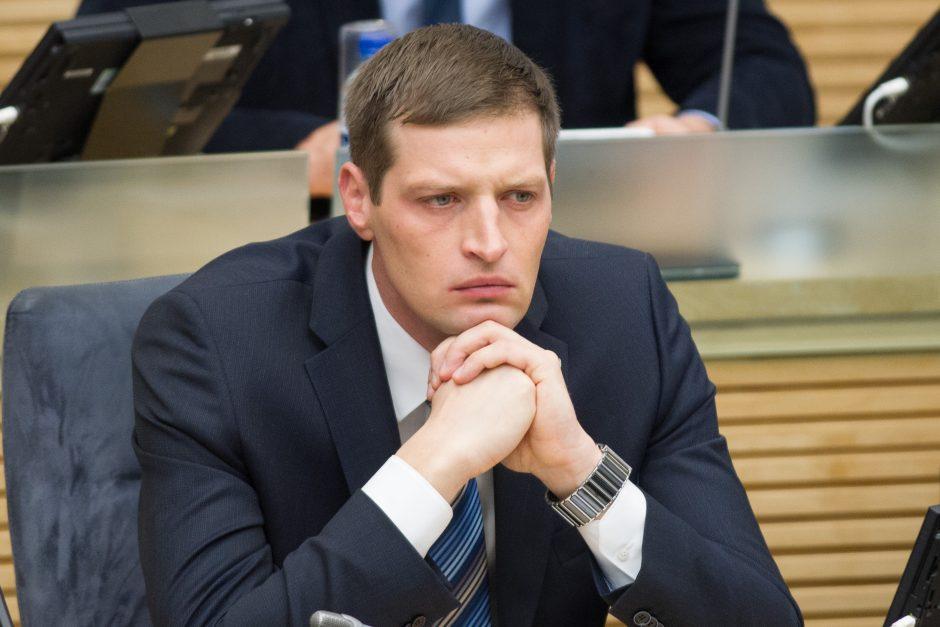 K. Mažeika ragina Vilniaus savivaldybę kompensuoti šiukšlių krizės nuostolius