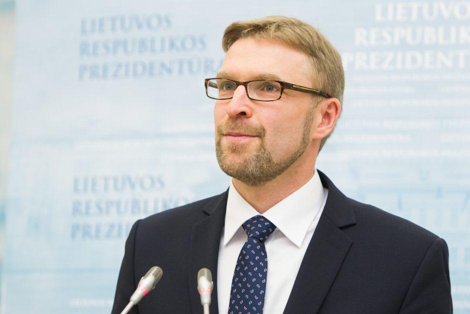 Ministras L. Kukuraitis siūlo nemokėti pensijų visų mirusių pensininkų paveldėtojams