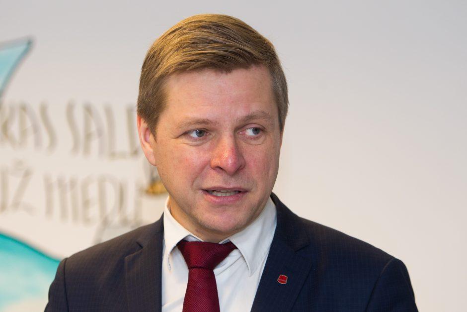 R. Šimašius skverui prie Rusijos ambasados siūlo Rusijos demokratijos pavadinimą