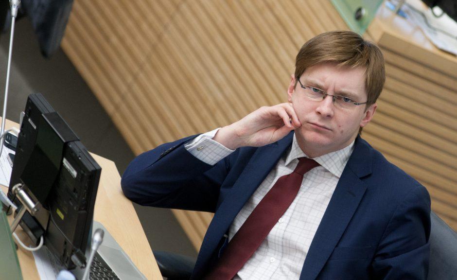 J. Požela būtų vienas jauniausių ministrų atkūrus nepriklausomybę
