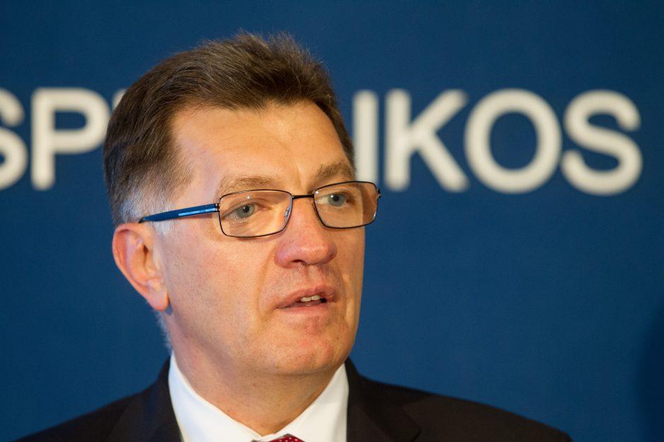 A.Butkevičius: investuotojus iš rajonų veja biurokratizmas