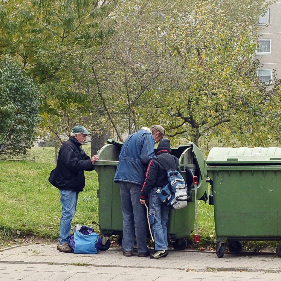 Vilniuje motyvuotiems benamiams užsimota suteikti pastogę