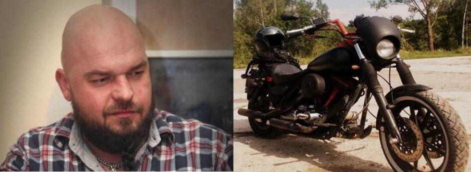 Dingusio motociklininko paiešką tęsia sunkių nusikaltimų tyrėjai