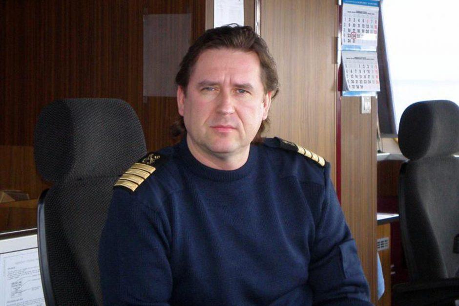 Pretendentas į Metų jūrininko titulą darbuojasi prie Brazilijos krantų