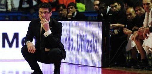Rusijos krepšinio rinktinės trenerio postą paliko F. Katsikaris, jį pakeitė S.Bazarevičius