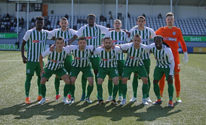 """""""Žalgirio"""" futbolininkai iš Farerų išsivežė pergalę"""