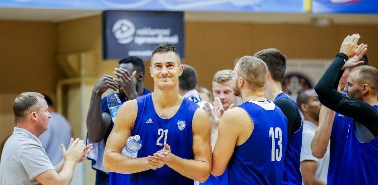 """Turnyrą Latvijoje """"Neptūnas"""" pradėjo įtikinama pergale"""