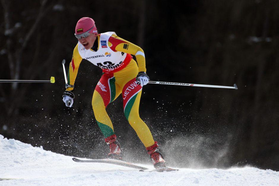 Vėjas toliau griauna olimpiečių planus – nukeltos ir biatlono lenktynės