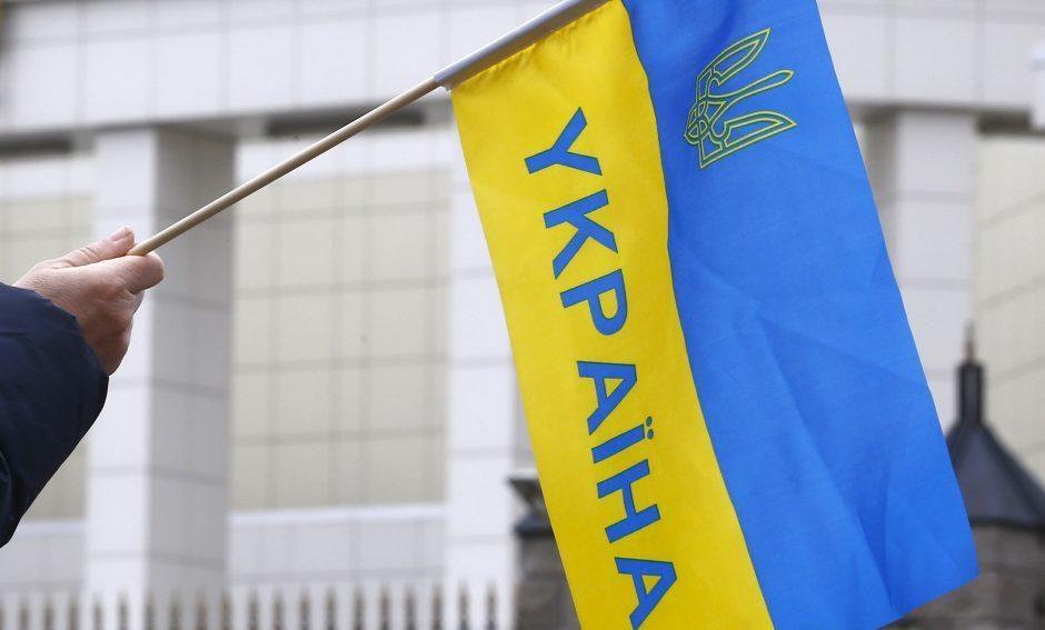 Buvusiam Ukrainos ministrui priklausančiose įstaigose atliktos masinės kratos