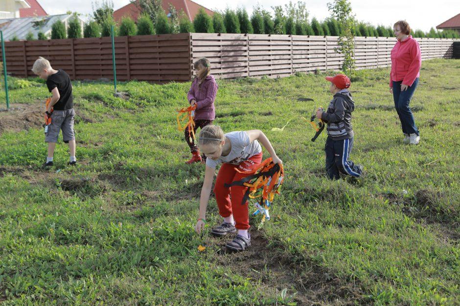 Klaipėdos priemiesčio bendruomenės šventėje – vasaros palydėtuvės