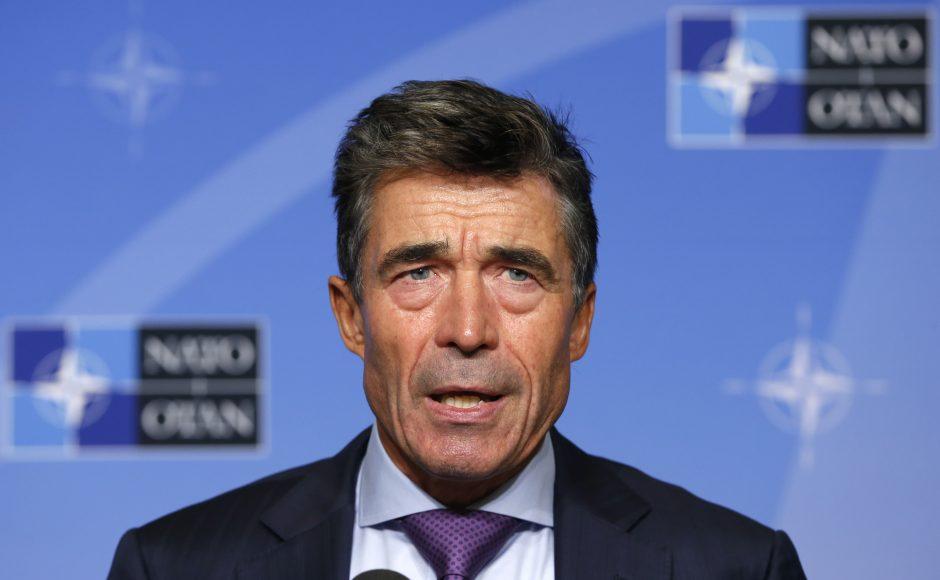 NATO vadovas neabejoja dėl Sirijos vyriausybės kaltės rengiant cheminę ataką