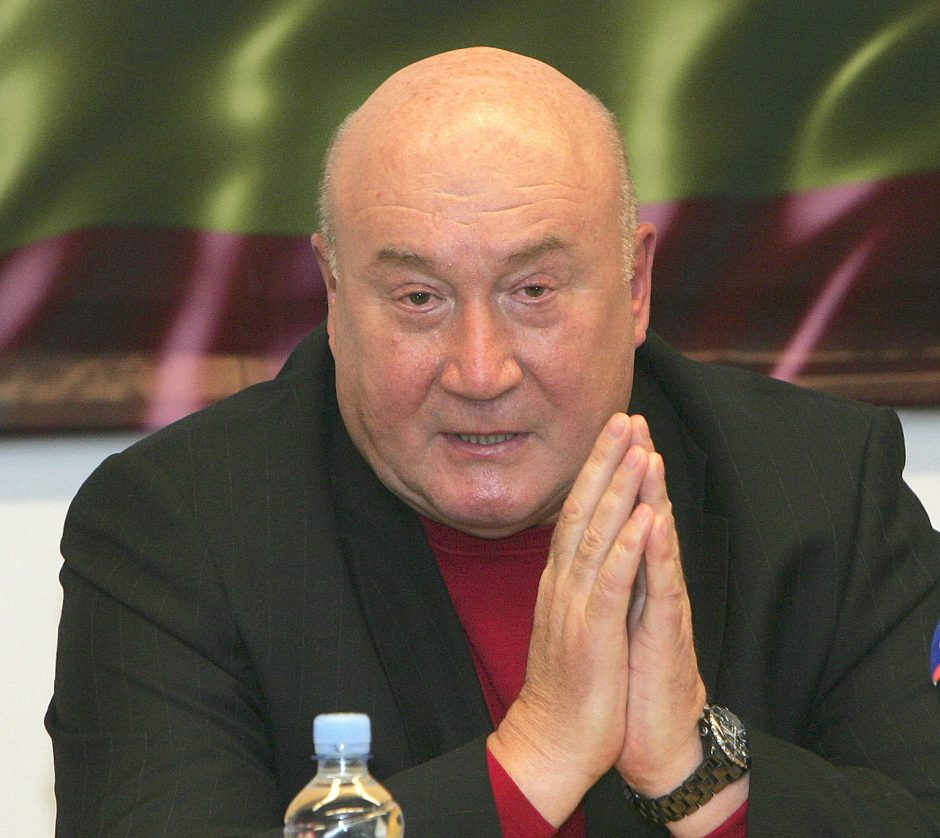 Didžiulis skandalas Rusijos krepšinyje: pakvipo korupcija (audio įrašai)