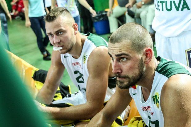 Susidomėjimas draugiškomis vyrų krepšinio rinktinės rungtynėmis šiemet rekordinis