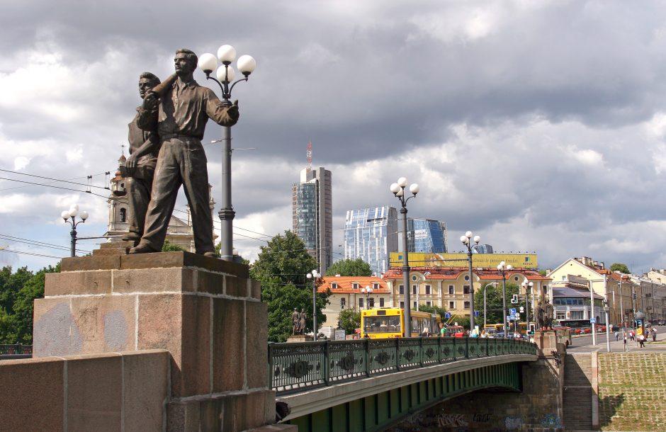Žaliojo tilto skulptūros: kaip bus sprendžiami paveldo prieštaravimai?