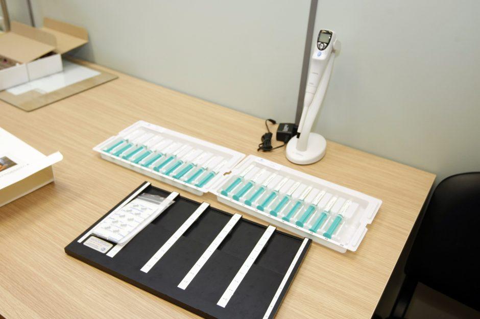 Klaipėdoje – išskirtinis alergologijos dienos stacionaras