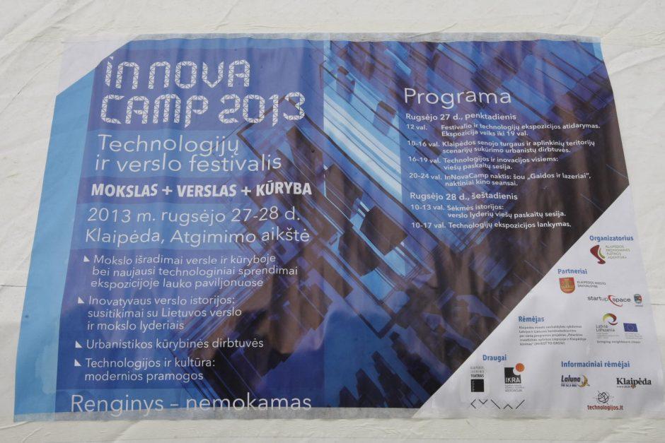 """""""InNovaCamp"""