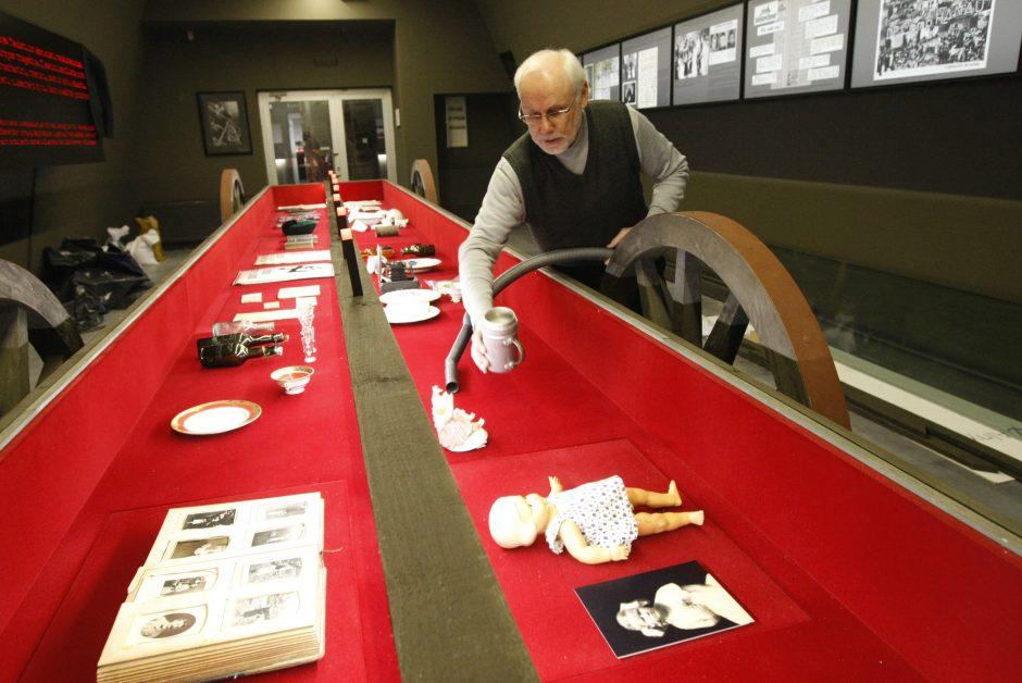 Bombos muziejuje: nauja ekspozicija nepaliks abejingų