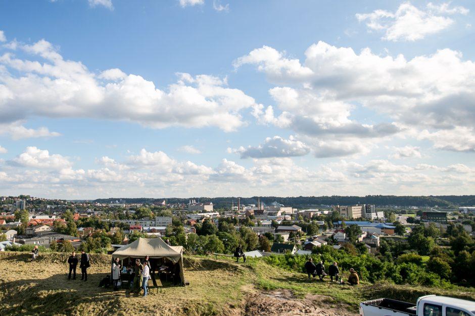 Kauno tvirtovės parko pirmasis gimtadienis