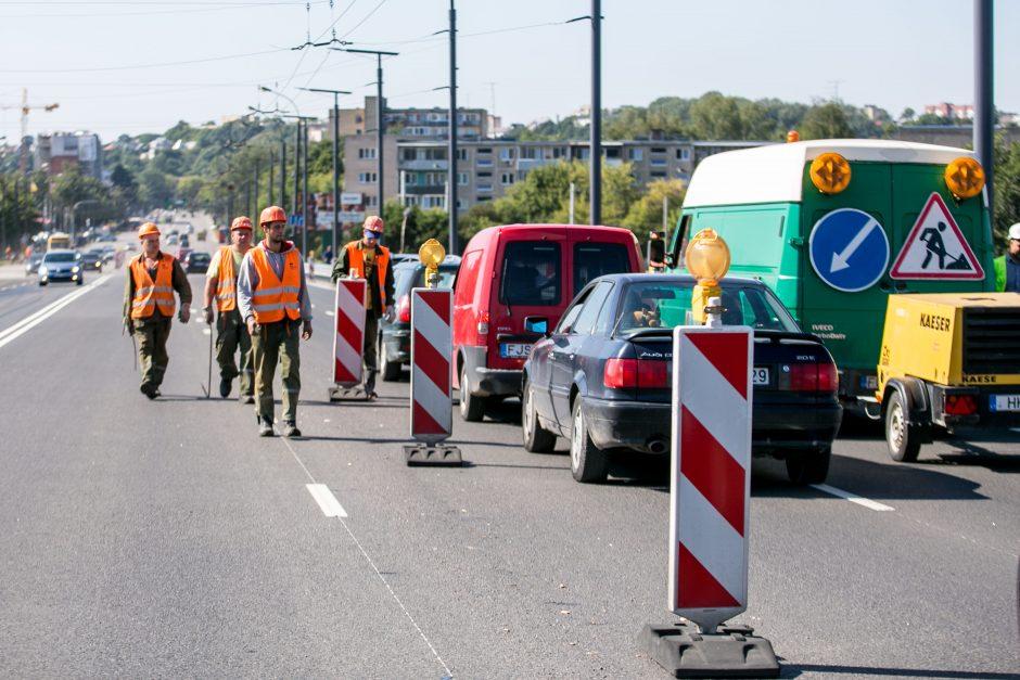 Po remonto atidarytas Varnių tiltas