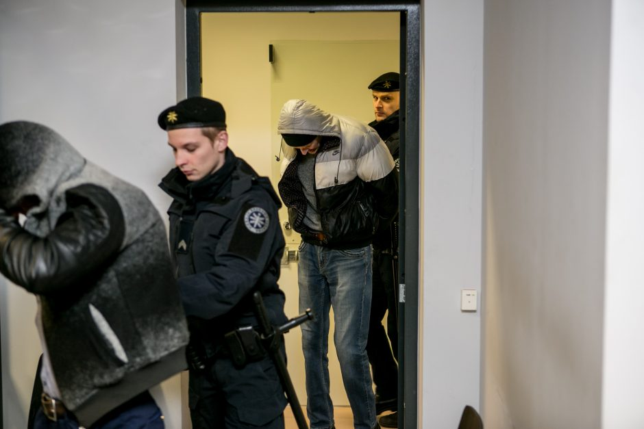 Visus Karmėlavos budelius, išskyrus pramiegojusįjį nusikaltimą, siūloma įkalinti