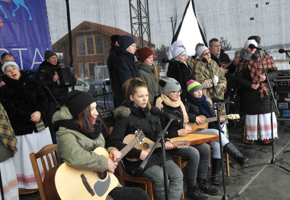 Vasario 3-ąją Dusetose – ne vien žirginio sporto entuziastų šventė