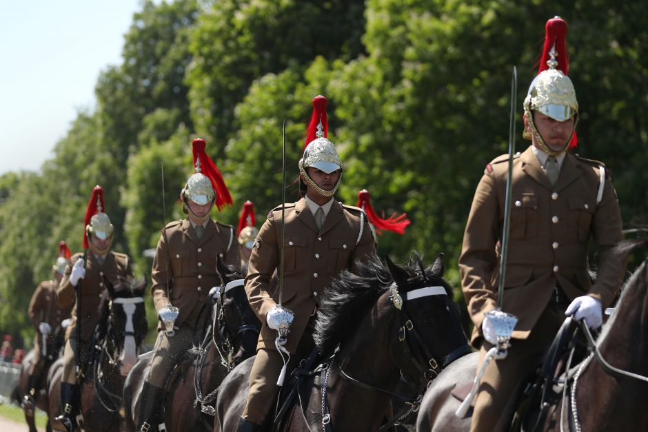 Britanija ruošiasi karališkosioms vestuvėms