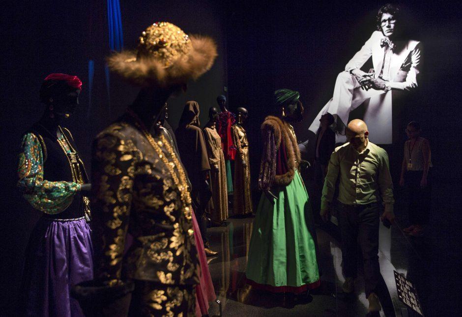 Mados gerbėjams –  Y. Saint Laurent`o muziejus