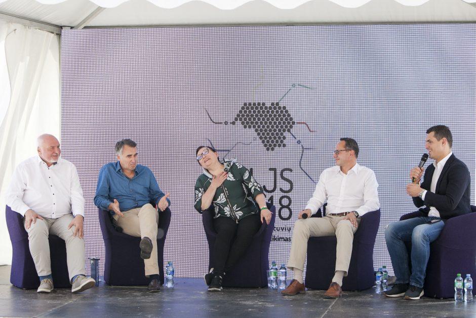 Pasaulio lietuvių jaunimo susitikimas