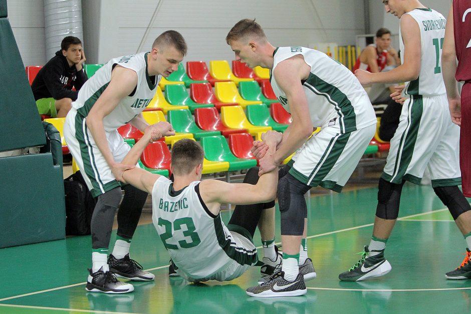Lietuva U16 – Latvija U16 [vaikinai]