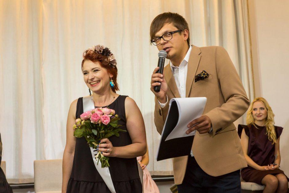Gražiausi plaukai Lietuvoje – dviejų vaikų mamos iš Rokiškio