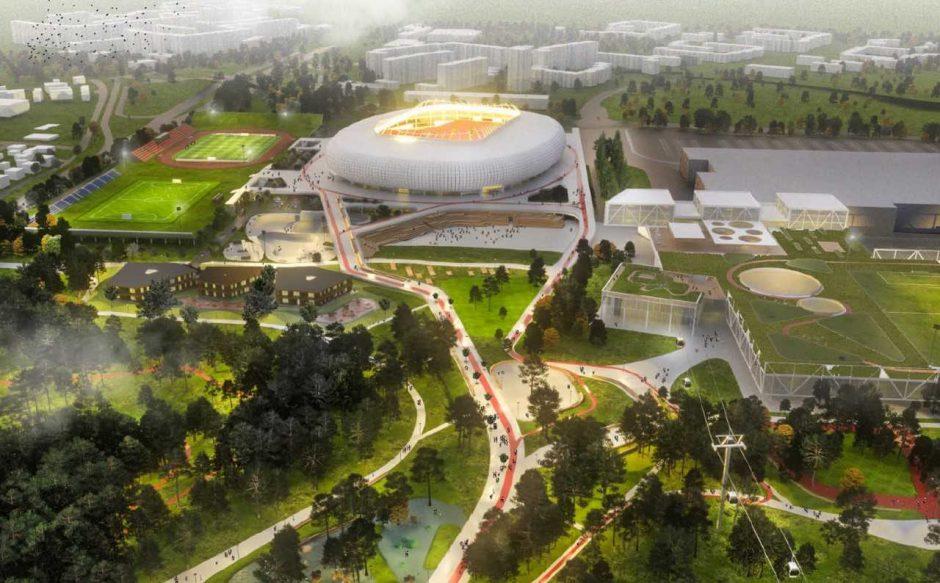 """""""Vilniaus nacionalinis stadionas"""" skųs teismo sprendimą"""