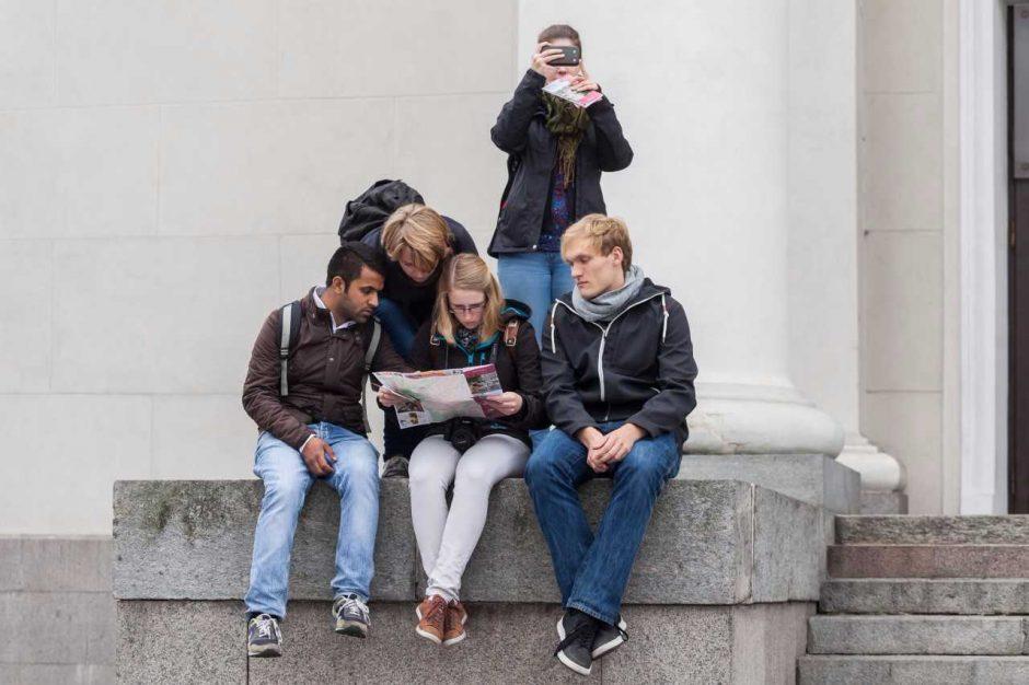 Vilniuje bus įvesta turistų rinkliava