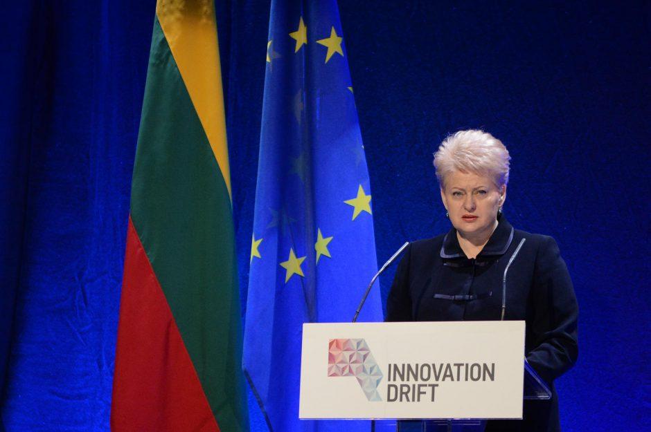 Sostinėje prasidėjo pirmasis Vilniaus inovacijų forumas