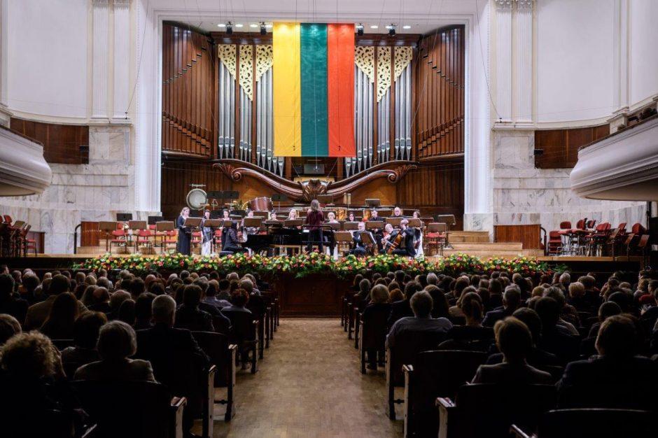 Lietuvos valstybės šimtmetis iškilmingai paminėtas Varšuvoje