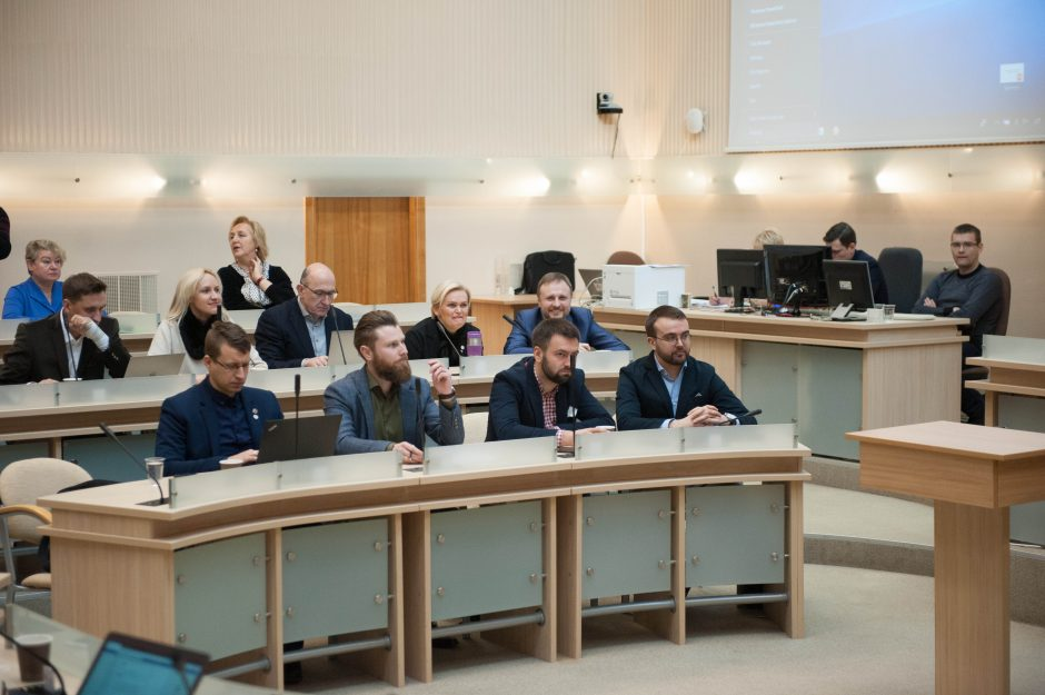Kauno tarybos posėdis (2018 kovas)