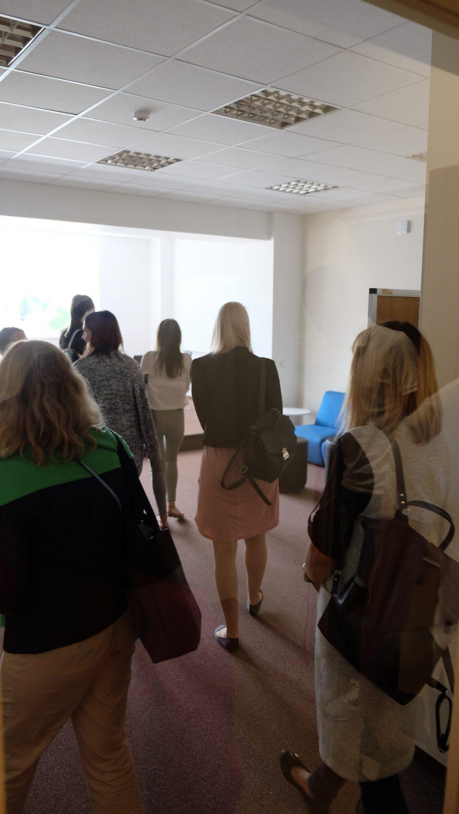 Priklausomybės ligų centre – naujos patalpos vaikams ir jaunimui