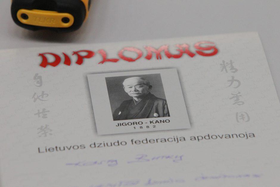 Lietuvos dziudo čempionatas. 1 diena