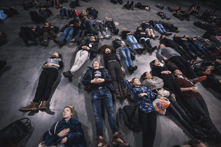 """Fotografė Eglė Sabaliauskaitė: """"Visada turiu būti išskirtinai pasiruošusi"""""""
