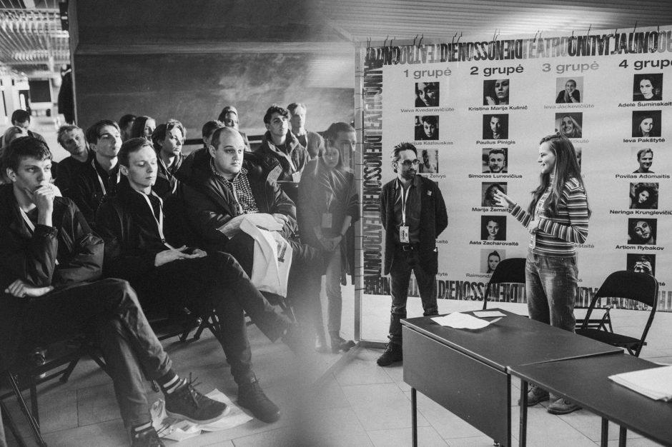 """""""Jauno teatro dienos"""": unikali galimybė kūrėjų bendradarbiavimui"""