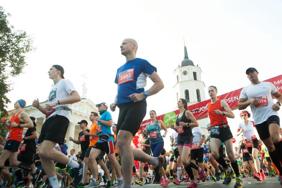 Vilniaus maratonas 2017 m.