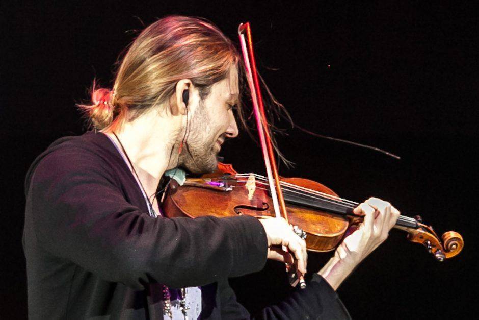D. Garretto koncertas