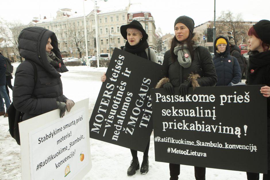Eitynės už moterų teises