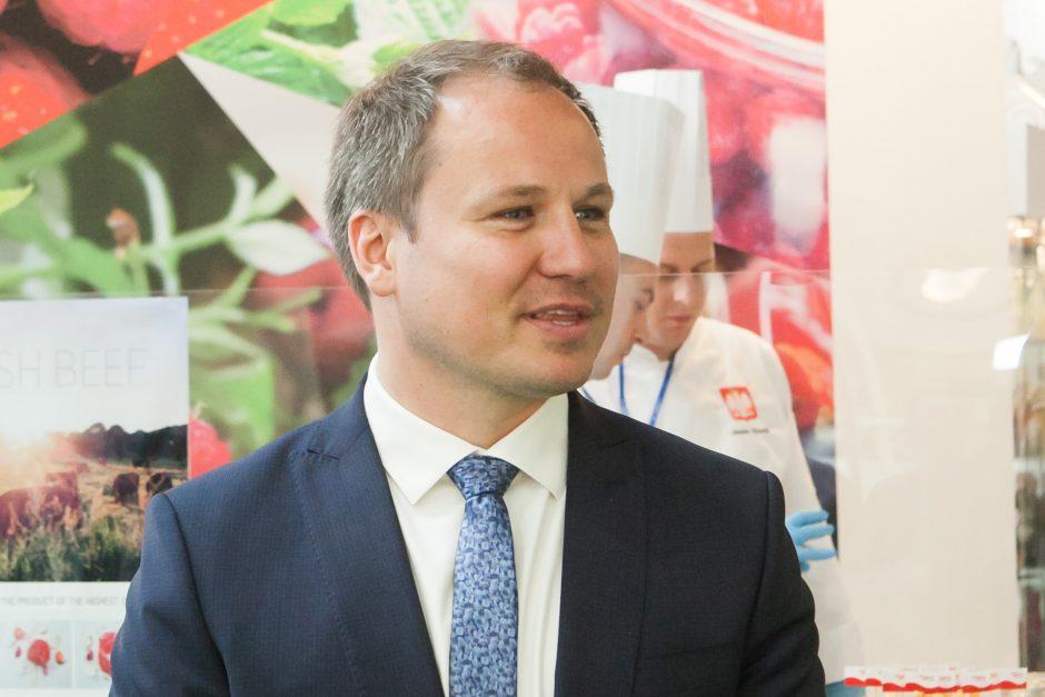"""AgroBalt 2018"" spaudos konferencija"