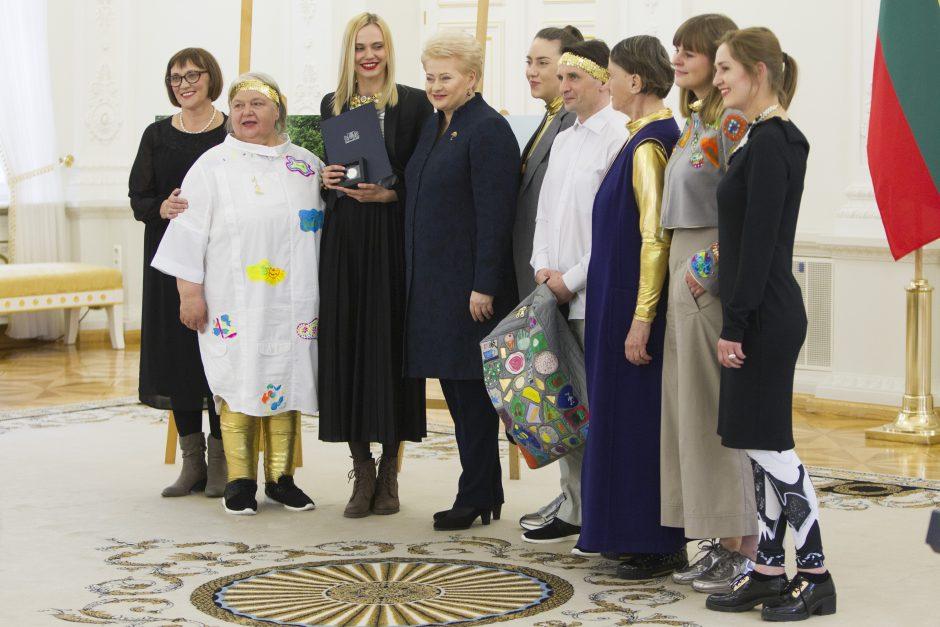 """Apdovanotos kampanijos """"Už saugią Lietuvą"""" iniciatyvos"""