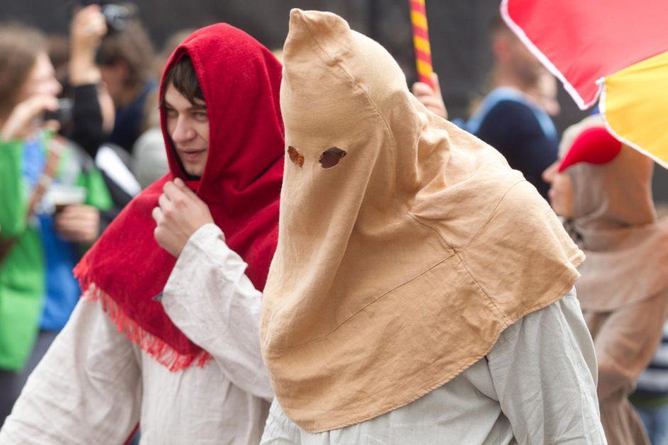 Vilniuje prasidėjo Šv. Baltramiejaus mugė