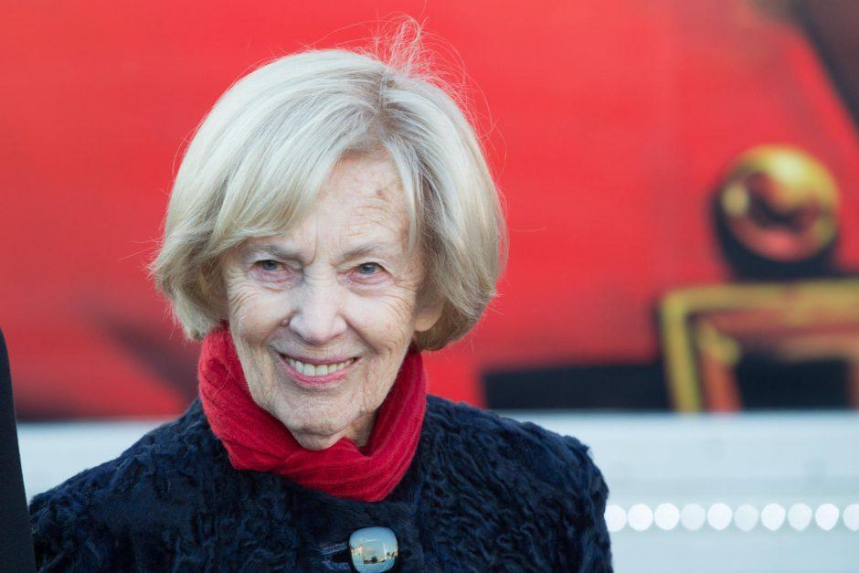 A. Adamkienė švenčia 92-ąjį gimtadienį