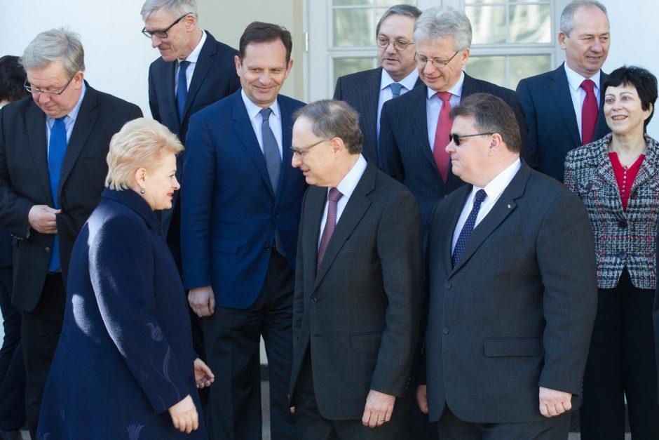 NATO žada nemainyti Rytų Europos saugumo į Rusijos pagalbą kovoje su terorizmu