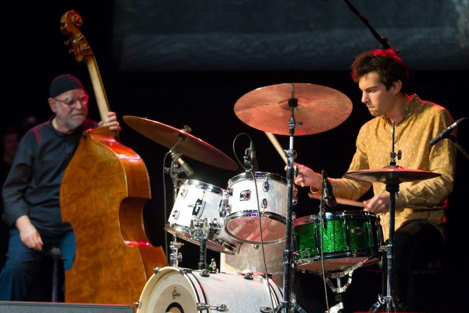 """Festivalis """"Vilnius Jazz"""" mini 30-metį"""